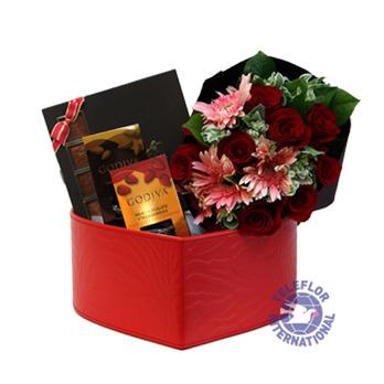 [홍콩]꽃과 초코렛
