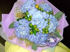 [싱가포르]꽃다발-4