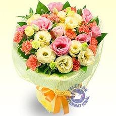 [일본]큐피드 꽃다발