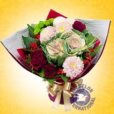 [일본]모던 꽃다발