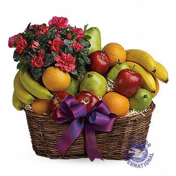 [필리핀]과일 꽃바구니