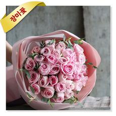 로맨스 핑크로즈(장미꽃다발)