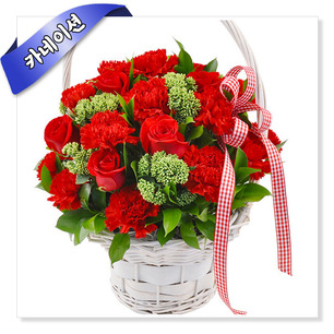 스승의날 꽃바구니H