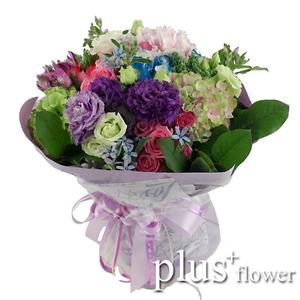 꽃다발 진짜 예쁘게 만들어 주셔서 감사드려요