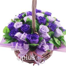 비누꽃-최고의사랑-퍼플