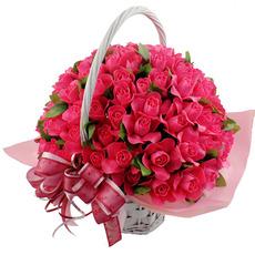 비누꽃100송이.천일의 사랑(핑크)